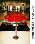 Bangkok   July 16  Vintage Car...