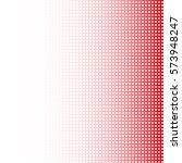 geometric red white background...   Shutterstock .eps vector #573948247