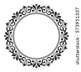 Decorative Line Art Frames For...