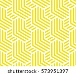 the geometric pattern by... | Shutterstock .eps vector #573951397