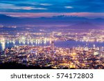 George Town City View From...