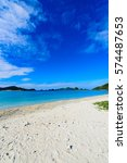 Small photo of Okinawa, Japan, kerama Islands, Zamami Island, aka Beach