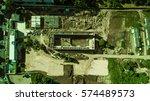 aerial view | Shutterstock . vector #574489573