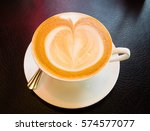 coffee cup cafe hot | Shutterstock . vector #574577077