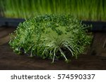 Microgreen  Vegetable From...
