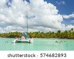 5 November 2015  A Catamaran...