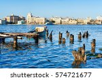 The City Of Havana In Cuba Wit...