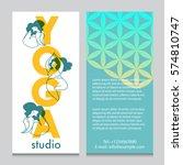 banner or flyer template for...   Shutterstock .eps vector #574810747