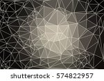 abstract geometric background...   Shutterstock . vector #574822957