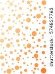 Light Orange Pattern With...