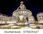 Fountain Of The Three Graces A...