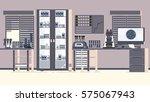 medical laboratory illustration | Shutterstock .eps vector #575067943