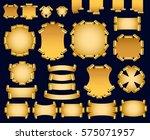 set of banners | Shutterstock .eps vector #575071957