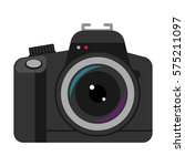 camera professional photography ...   Shutterstock .eps vector #575211097