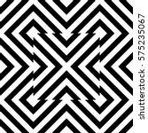 vector seamless pattern.... | Shutterstock .eps vector #575235067
