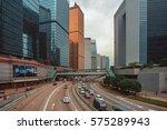 hong kong 30.04.2016 central...   Shutterstock . vector #575289943
