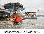 istanbul  turkey   january 30 ...   Shutterstock . vector #575352013