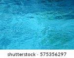 Shiny Blue Water Pattern...