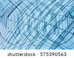 transparent structure with... | Shutterstock . vector #575390563