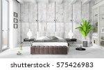 modern bright interior . 3d...   Shutterstock . vector #575426983