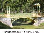 Small Chinese Bridge  1786  In...