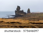 The Cliffs At Londrangar  A...