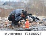 belgrade  serbia   january 14 ...   Shutterstock . vector #575680027