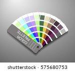 color palette guide. color