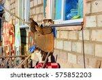 spring cats | Shutterstock . vector #575852203