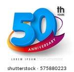 Anniversary Emblems 50...