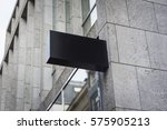 store or company outdoor logo...   Shutterstock . vector #575905213