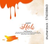 vector illustration or greeting ... | Shutterstock .eps vector #576038863