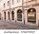 prague  czech republic  ...   Shutterstock . vector #576070537