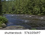 Small photo of Schwarzer Regen River in Germany