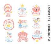 Little Princess Set Of Prints...