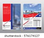 brochure  flyer  leaflet ...   Shutterstock .eps vector #576174127