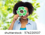 people  ecology  conservation... | Shutterstock . vector #576220537