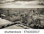 Aerial View Of Big Ben ...