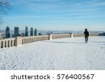 montreal  ca   10 february 2017 ... | Shutterstock . vector #576400567