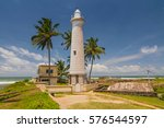 Light House At Galle Dutch For...