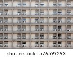 Repeating Pattern Of Windows ...