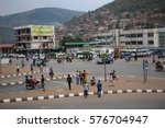 kigali  rwanda   circa july... | Shutterstock . vector #576704947