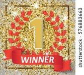 winner  number one background...   Shutterstock .eps vector #576883663