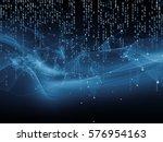 information tide series.... | Shutterstock . vector #576954163