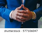 successful entrepreneur and...   Shutterstock . vector #577106047