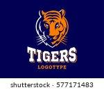 tigers   logo  icon ... | Shutterstock .eps vector #577171483