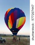 Small photo of balloon aerostat