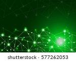 technology concept   abstract... | Shutterstock . vector #577262053