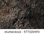 dark rock background. abstract... | Shutterstock . vector #577320493
