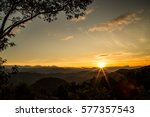 sunrise | Shutterstock . vector #577357543